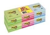 Post-it® Notes Cubi, assortiti