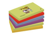 Post-it® Super Sticky Marrakesh, 76mm x 127mm