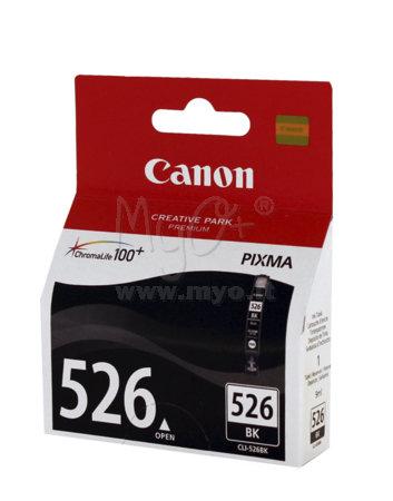 INK JET ORIG.CANON CLI-526 NERO 4540B001