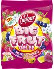 Caramelle gelatine, frutti di bosco