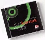 DVD, DVD+R
