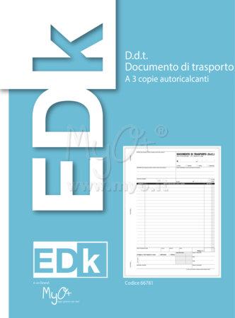 Blocco documenti di trasporto