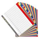 Divisori numerici in ppl A4 maxi, 31 numeriche