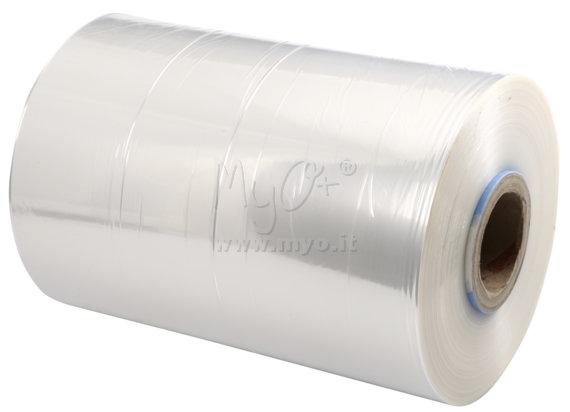 Rotolo Film Estensibile da Imballaggio Realizzato in Polietilene