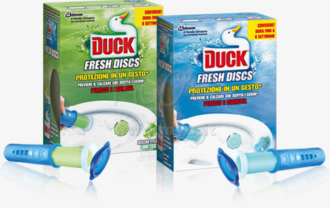 Duck Fresh gel