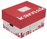 Scatola archivio box