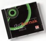 Dvd-r e dvd+r, dvd+r - jewel case singolo