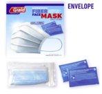 Kit bustina protezione con gel mani personalizzata