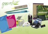 Kit Cancelleria Green Smart Working, kit smart green