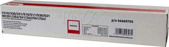 T. ORIG.OKI C310DN/330DN MAGENTA