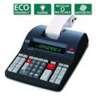 Calcolatrice Logos 912, da tavolo con stampante