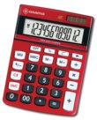 Calcolatrice OS DX120K, rosso metal
