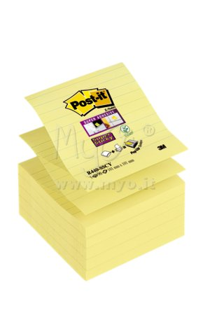 Ricariche di Post-it® Super Sticky