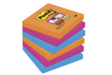 Post-it® Super Sticky Bangkok, 76mm x 76mm