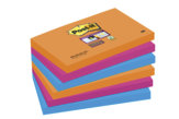 Post-it® Super Sticky Bangkok, 76mm x 127mm