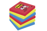 Post-it® Super Sticky Bora Bora, 76mm x 76mm