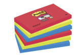 Post-it® Super Sticky Bora Bora, 76mm x 127mm