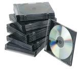 Custodia cd slim, base nera