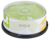 Dvd-r, spindle 25 pz