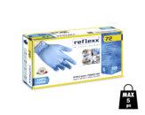 Guanti R72 in nitrile senza polvere - Cat III