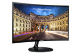 Monitor curved, 16:9 - 23,5""