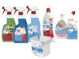 Kit detergenza, detergenti multiuso
