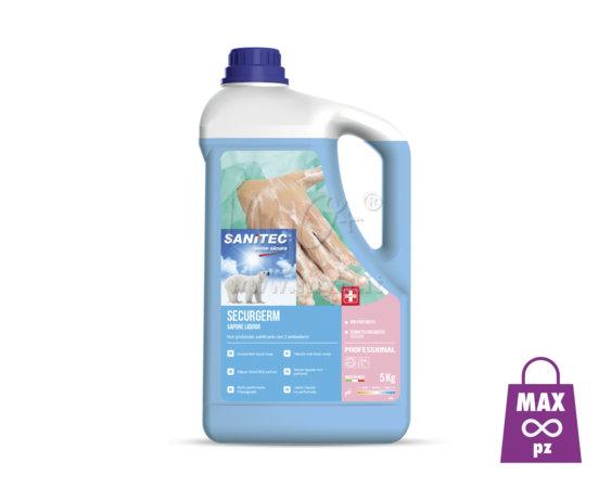Securgerm detergente mani
