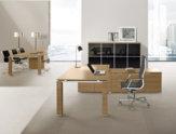 SLIDE scrivania direzionale