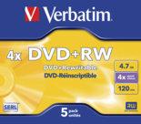 Dvd-rw e dvd+rw