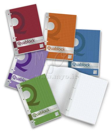 Quablock Evolution
