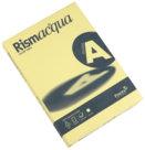 Rismacqua gr 140, giallo chiaro - 200 fogli