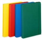 Portaprogetti Ekostar, a 3 Alette, 26x35 Cm, Vari Colori, giallo