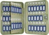 Cassette portachiavi, 140 posti chiave