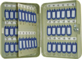 Cassette portachiavi, 90 posti chiave