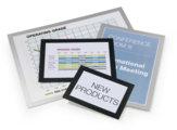 Cornice Espositiva Adesiva Duraframe® Riposizionabile Confezione da 2 Pezzi, A3