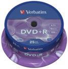 Dvd-r e dvd+r, dvd+r - spindle 25 pezzi