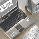 Etichette Poliestere Argento, Disponibili in Più Formati e in Diverse Confezioni