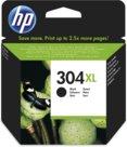HP 304XL Originale Resa elevata (XL) Nero, 0Y0111