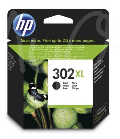 HP 302XL 1 pezzo(i) Originale Resa elevata (XL) Nero