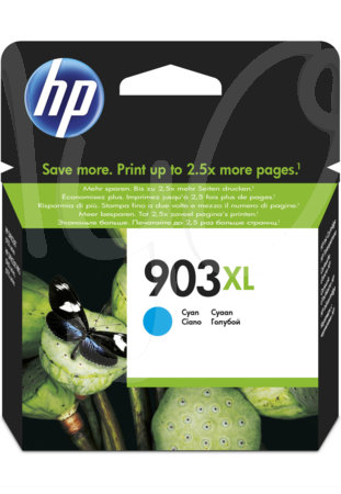 HP 903XL Originale Resa elevata (XL) Ciano