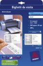 Biglietti da visita Avery, per stampanti laser