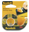 Scotch Biadesivo, 6,3m x 12mm
