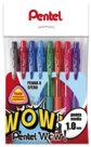 Feel-It Wow!, 8 colori assortiti