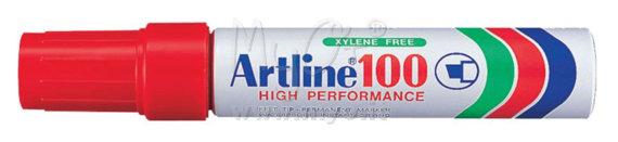 Pennarello Artline 100, Indelebile, Punta Maxi a Scalpello