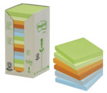 Post-it® Green, 76mm x 76mm