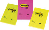Post-it® Notes a righe, 102mm x 152mm