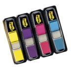 Post-it® Index Mini, colori vivaci