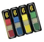 Post-it® Index Mini, colori classici