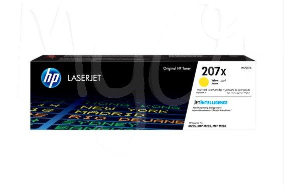 HP 207X 1 pezzo(i) Originale Giallo