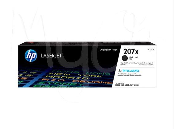 T.ORIG.HP 207X NERO LJ  PRO M255 W2210X 3,15K